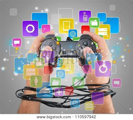 Gaming.