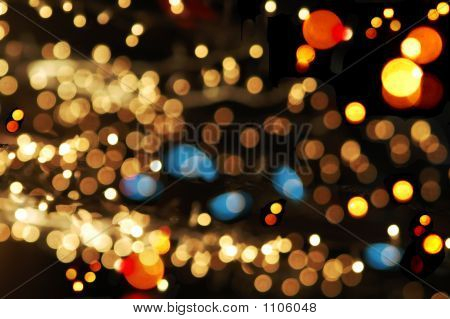 New Year Lights