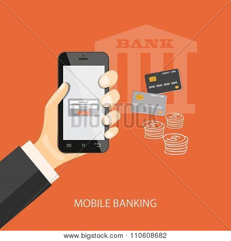 Mobile Banking investment