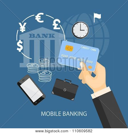 Mobile Banking marketing