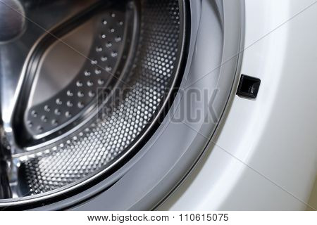 White Washing Machine For Housework Clothes Cleaning