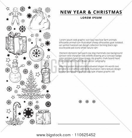 Christmas Template Flyer