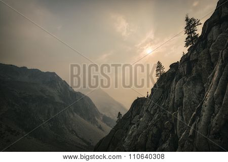 Hazy View, Kings Canyon National Park