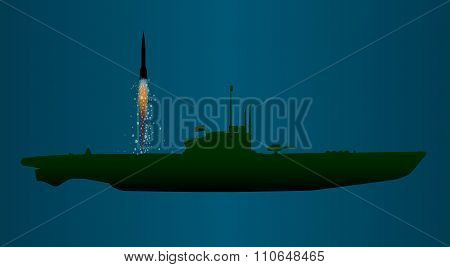 Missile Undersea Launch