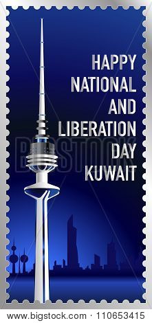 Happy Liberation Day Kuwait