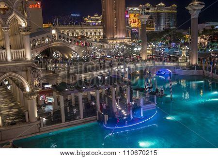 Las Vegas , Venetian Hotel