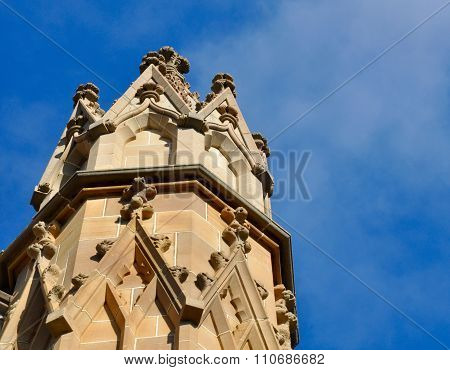 Flying Buttress: Federation Gothic, St. Patrick's Basilica in Fremantle