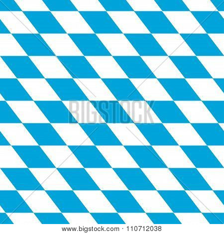 Bavarian White And Blue
