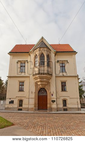 New Provost Residence (1872) In Vysehrad Of Prague