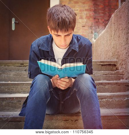 Teenager Read The Book