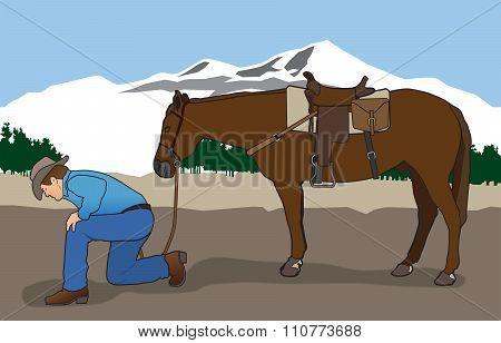 Cowboy Tracker