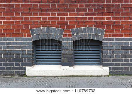 Ventilation Inlets