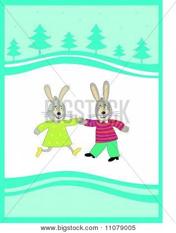 Rabbit symbol 2011 Chinese new year