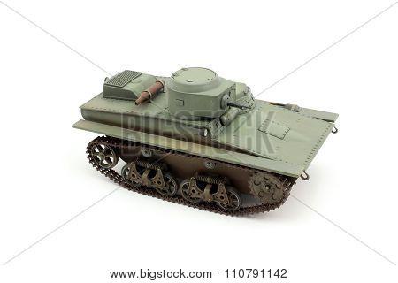 The Main Soviet Reconnaissance Tank