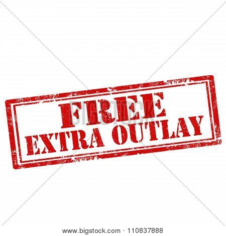 Free Extra Outlay