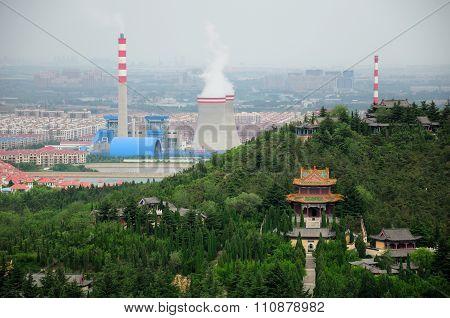 Nanshan Tourist Area China