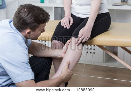 Patient With Painful Knee
