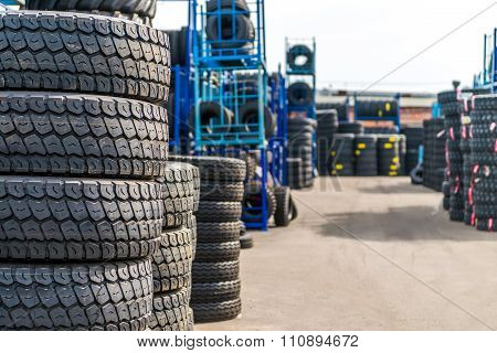 the stock tires