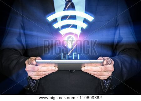 Li-fi High Speed Wireless Connection