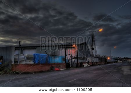 Colne Warehouses