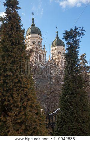 The Metropolitan Cathedral Iasi