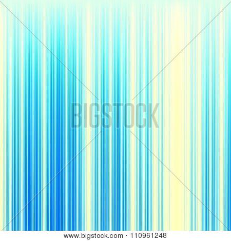White blue paper background. Vivid cyan shine. Soft winter tone. Plain striped arts.