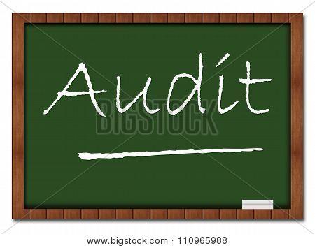 Audit Classroom Board
