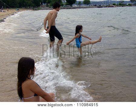 Clinch Park Beach