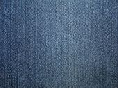 a blue shabby jeans texture close up poster