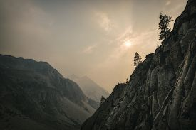 Hazy View, Kings Canyon National Park