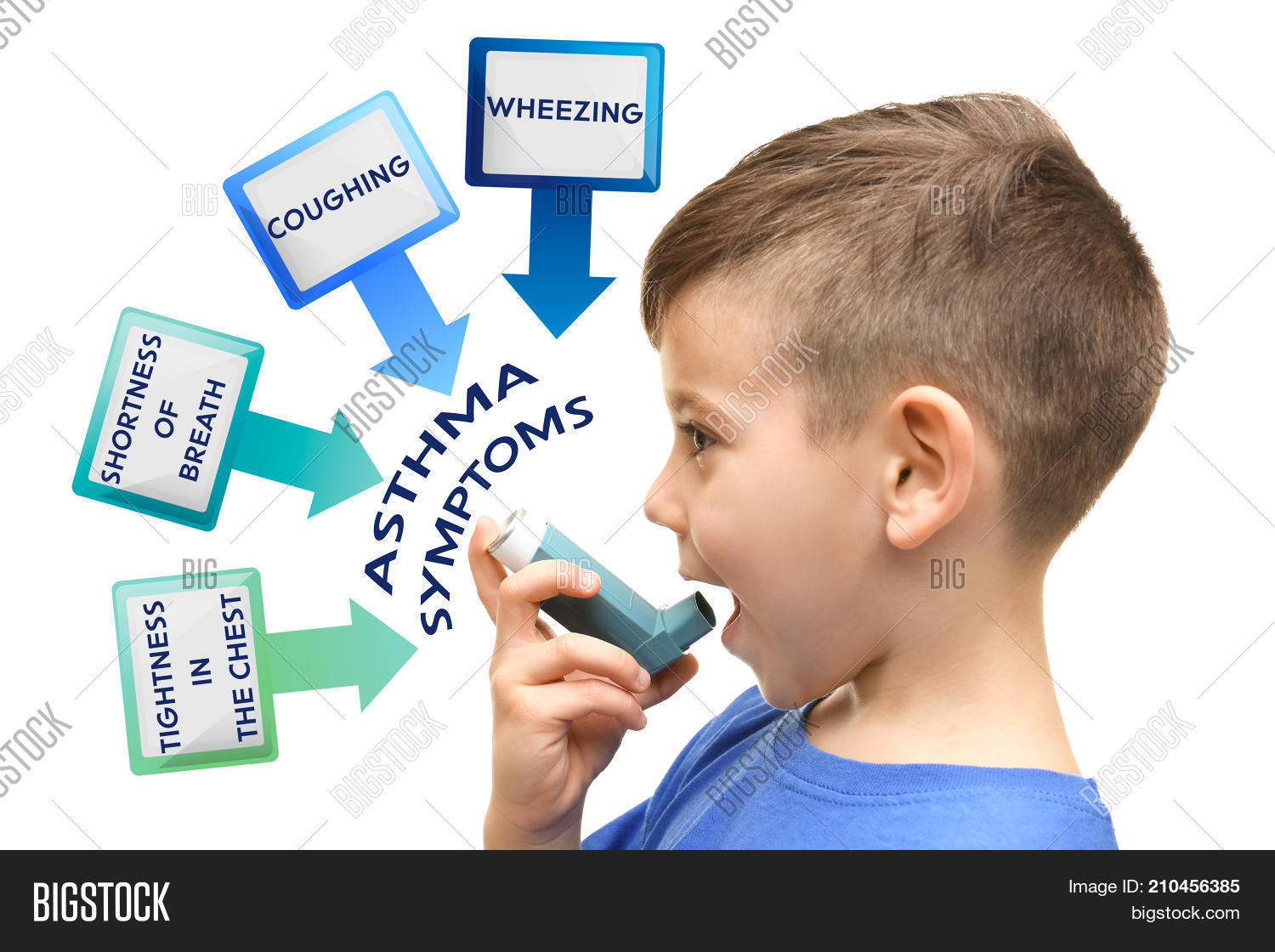 little boy using image & photo (free trial) | bigstock