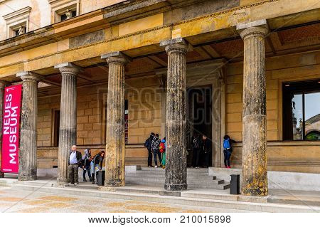 Architecture Of Berlin, Germany