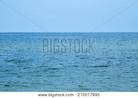 Pictures Of Beach And Sea At Hua Hin, Thailand