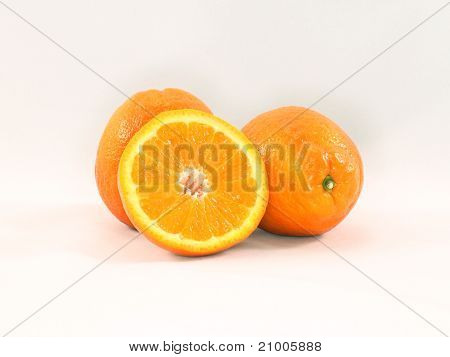 Oranges And Slice