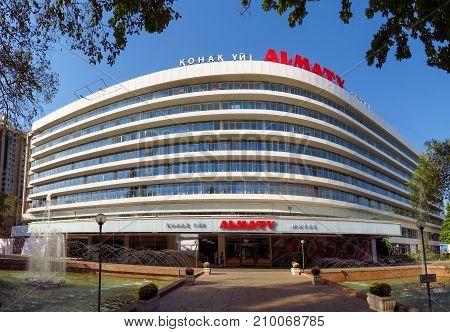Almaty - Hotel Almaty