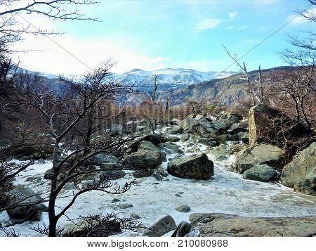 Parque nacional del Chorrillo del Salto, Argentina