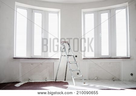 Repair In A White Room