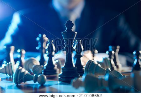 Chess Financial, Leader Strategy In Business