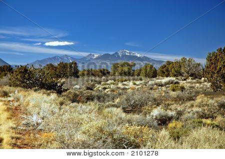 Mountains At Waputki
