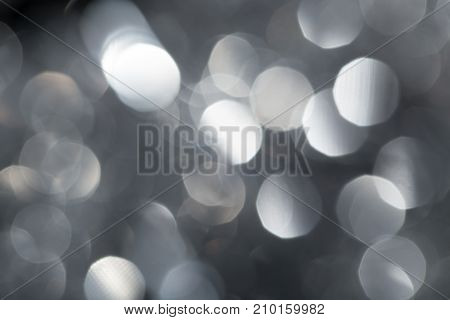 abstract background of holiday bokeh . Photo of an abstract texture