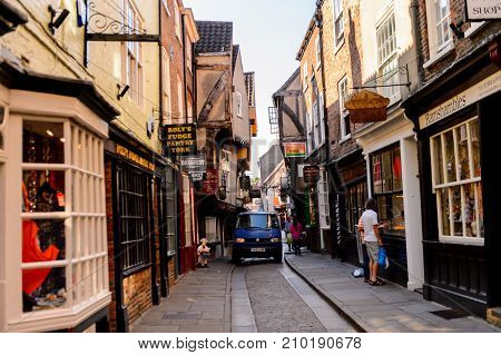 Architecture Of York, England, United Kingdom