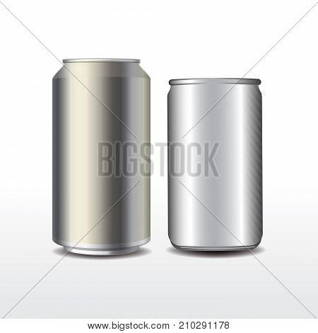 Aluminum can 3d render, ideal for beer, lager, alcohol, soft drinks, soda, fizzy pop, lemonade, cola, energy drink, juice, water etc.