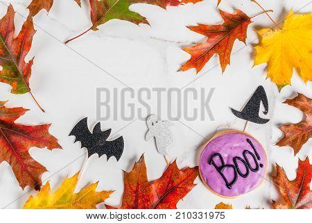 Festive Background For Halloween
