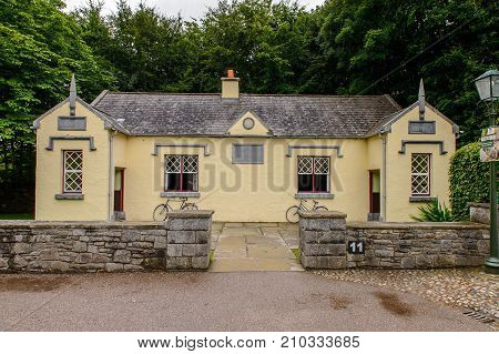 Bunratty , An Authentic Small Village In County Clare, Ireland