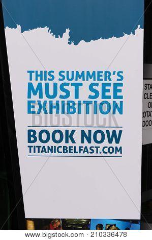 Titanic Museum, Belfast, Northern Irelnad