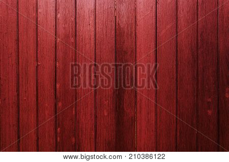 old dark red wooden wall texture background natural patterns color tone effect