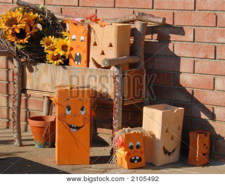Fall Faces