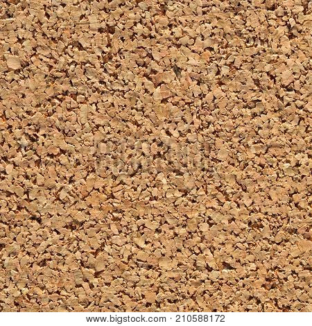 Brown cork texture close up for background