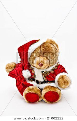 Santa Christmas Bear