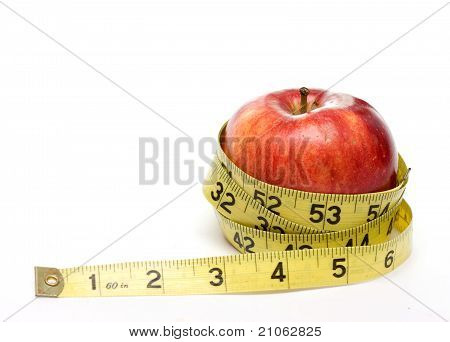 Tape Measure Apple